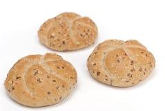 Tre rulli del cereale Immagine Stock Libera da Diritti