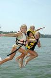 Tre sorelle Fotografia Stock Libera da Diritti