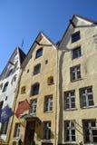 Tre systrar hus, Tallinn Arkivbilder