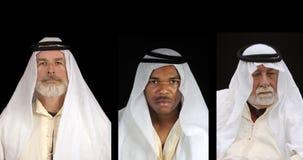 Tre uomini saggi Fotografia Stock Libera da Diritti