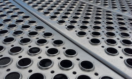 Tread Plate. An image of a tread plate pattern Stock Photo