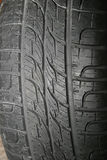 The tread tyres Royalty Free Stock Images