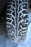 Tread wheels Stock Photography