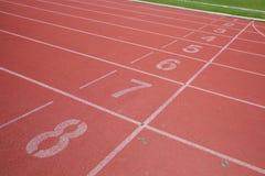 Treadmill αθλητισμός Στοκ φωτογραφία με δικαίωμα ελεύθερης χρήσης
