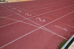 Treadmill αθλητισμός Στοκ Εικόνες