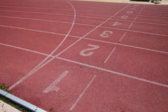 Treadmill αθλητισμός Στοκ Φωτογραφία