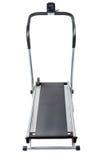 treadmill ανασκόπησης λευκό Στοκ φωτογραφία με δικαίωμα ελεύθερης χρήσης