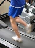 treadmill δρομέων Στοκ εικόνες με δικαίωμα ελεύθερης χρήσης