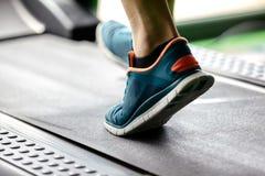 Treadmill ικανότητας Στοκ Εικόνες