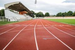 Treadmill ο αθλητισμός το univercity Στοκ Εικόνες