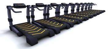 Treadmill Royalty Free Stock Photo