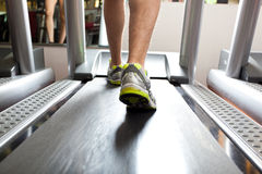 Treadmill Stock Image
