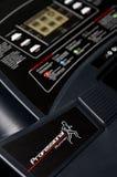 Επαγγελματικό treadmill Στοκ φωτογραφία με δικαίωμα ελεύθερης χρήσης
