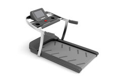 Treadmill Royalty Free Stock Image