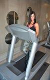 treadmill Royaltyfri Bild