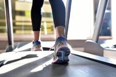 treadmill Photos libres de droits