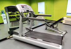 Treadmill Royalty Free Stock Image