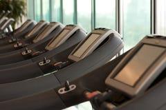 Treadmill equipment Royalty Free Stock Image