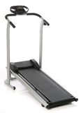 Treadmill isolated Royalty Free Stock Image