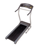 Treadmill isolated Stock Image