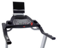 Treadmill isolated Royalty Free Stock Photography