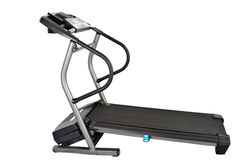 Treadmill isolated Stock Photos