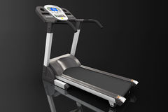 Treadmill Machine Royalty Free Stock Photo