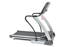 Treadmill machine for cardio workouts Stock Photo