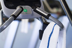 Treadmill machine Stock Photos