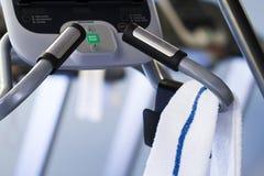 Treadmill machine Stock Photos