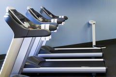 Treadmill machine Royalty Free Stock Photo