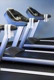 Treadmill machine Royalty Free Stock Photos