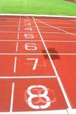 The treadmill Royalty Free Stock Photography