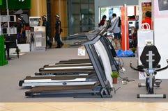 Treadmills Stock Photography