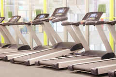 Treadmills Stock Images