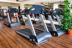 Treadmills Stock Photos