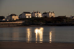 Trearddur Bay Royalty Free Stock Photo