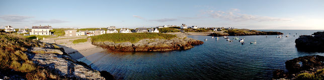 Trearddur Bay Stock Photos