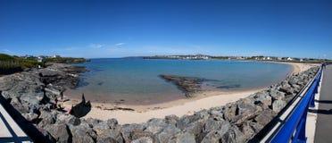 Trearddur Bay beach Royalty Free Stock Image