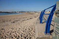 Trearddur bay beach. Royalty Free Stock Photography