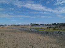 Trearddur Bay Lanscape at Low Tide Royalty Free Stock Photo