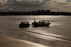 Trearddur Bay Lifeboat Royalty Free Stock Photo