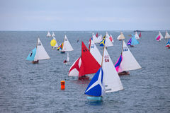 Trearddur bay Sailing Club Royalty Free Stock Photography