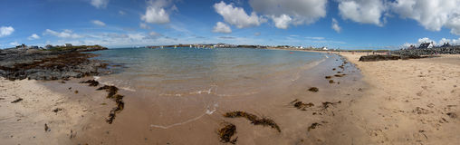 Trearddur Bay sailing Club Royalty Free Stock Image