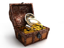 Treasure Stock Photo