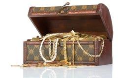 Treasure Stock Image