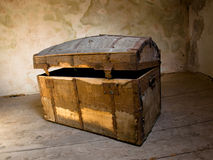 Treasure box Stock Photos