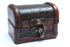 Treasure Box Royalty Free Stock Photo