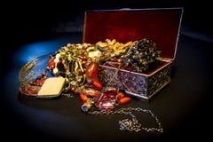 Treasure Box Royalty Free Stock Photography