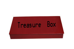 Treasure Box Stock Images
